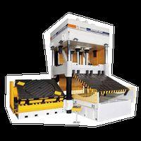 High-Precision Presses For 3-Color Mould