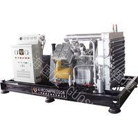 Large high pressure air compressor / 4000 l/min from 25 mpa pressure air compressor