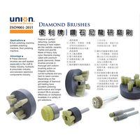 UNION BRUSH- Diamond Brushes