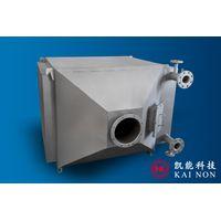 500K/700KW Natural Circulation Exhaust gas boiler for Generator Set
