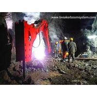 Pedestal Breaker Boom Systems