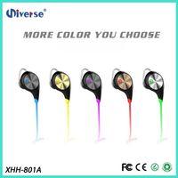 100% Original headphone Mobile Phone Use and In-Ear Style bluetooth earphone