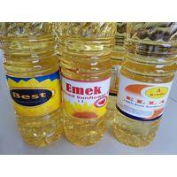 Refined sunflower oil Pet bottle 1 liter