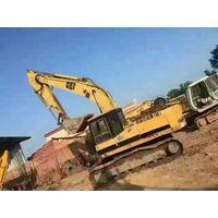 Used CAT Crawler Excavator E200B /E120B for sale, Original Caterpillar E200B /E120B Crawler Excavato
