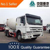 Sinotruk Howo 6x4 15cbm Cement Mixer Truck For Sale