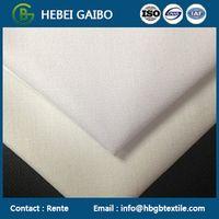 Half Bleached Pocketingb Linen Fabric