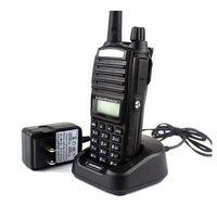 Cheap Radio Baofeng UV-82 VHF UHF 136-174 &400-520 Dual Band Ham Two Way Radio, Walkie Talkie