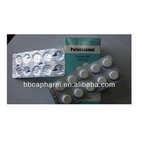 Paracetamol/acetaminophen tablets CAS No.: 103-90-2