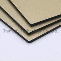 4mm Building Exterior Wall Decoration Panel Aluminum Composite Panel