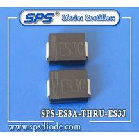 SPS 3A 50V-600V SMD Diodes ES3A ES3B ES3D ES3J SMC Package