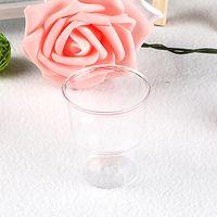 2oz 60ml Disposable Plastic Shot Glass Cup