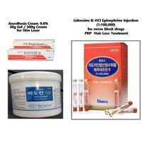 Dermatology : Anesthsia Cream , Lidocaine HClE pinephrineInjection ( 1: 100000)