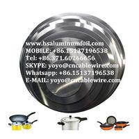 Aluminum Disc for Cookware