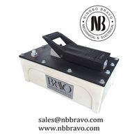 10000psi Air hydraulic foot pump foot pedal air pump air operated foot pump