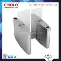 CE Passed Full High Sliding Gate Turnstile (CPW-331EGS)