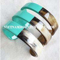 Horn Bracelet Bangle