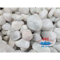 Milk White Pebbles