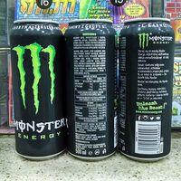 Monster Energy 500 ml English, Spanish