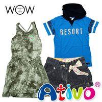 ATIVO kid's clothing wholesale
