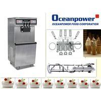 2012 Spring Canton Fair newest Frozen Yogurt Machine OP865C