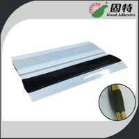 Butyl Rubber Sealant Tape,High Temperature Self Adhering Double Sided Butyl Rubber Sealant Tape