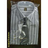 Men's Stripe Dress Shirt