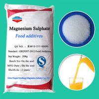 Food Grade Magnesium Sulphate