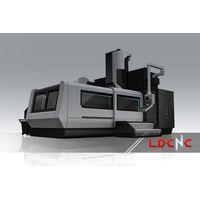 Cast Iron Base CNC Gantry Machining Center