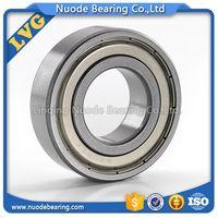 Chrome Steel Deep Groove Ball Bearing 6205 zz