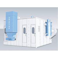 SFU017 Series Multi-Drum Dust-Filtering Unit