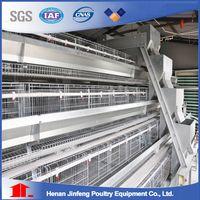 layer chicken cage husbandry equipment