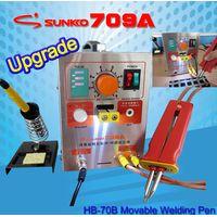 709A High Power Battery Spot Welder & Soldering Station with Universal welding pen