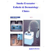 Esthetic : Smoke Evacuator ( for Esthetic Shop or Dermatology Clinics )
