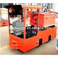 2.5 ton mining battery locomotive; electric locomotive