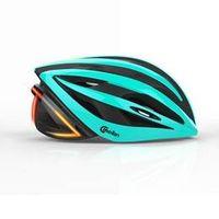 Meilan Road Bike Bicycle Cycling Sport Helmet LED Light Rechargeable OEM