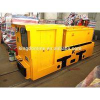 5 Ton Mining Explosion-proof, flameproof Battery Locomotive