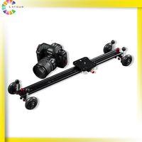 Slider Camera Track Dolly Camera Slider Track with Wheel Video Stabilizer System GT-Y60