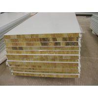 Fireproof Mineral Wool Sandwich Panel Suzhou Tiandi