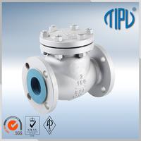 Carbon steel flange RF RTJ check valve