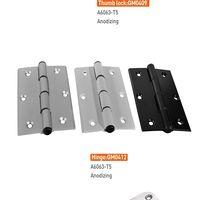 aluminium door and windows hinges