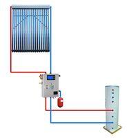 Split Pressurized Solar Water System