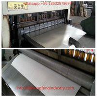 Tinplate high speed perforate machine
