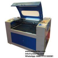Wood & Plywood Laser Cutting Machine