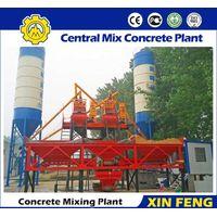 75m³/h Concrete Batching Plant
