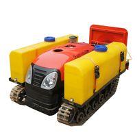 mini remote control farm tractor crawler traktor tractores