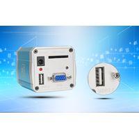 1080P VGA microscope camera SD card recorder C mount