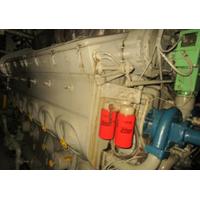 ELECTRO MOTIVE DIVISION GM 12-645-C Engine