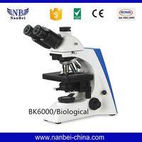 digital laboratory monocular head, binocular trinocular head lcd biological microscope