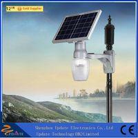 Bright LED Solar Power Waterproof Garden Wall Outdoor Street Light Lamps