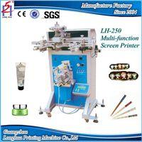 Multifunction Semi Automatic Silk Bottle Sakurai Screen Printing Machine Prices For Sale